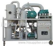 transformer/insulating oil vacuum purifier/filtration/recycling machine/plant ZYD