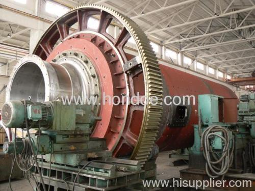 Mine Grinding Mill Ball Milling Machine