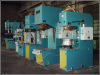 c-frame type hydraulic press