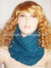 2012 newest fashion knitted neck warmer