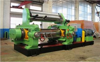 Xk-610 Best Quality Two Roll Rubber Mixing Mill