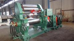 Xk-450 CE Certificated Two Roll Rubber Mixing Mill