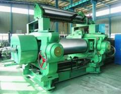 Open / Lab Two Roll Rubber Mixing Mill Xk-400