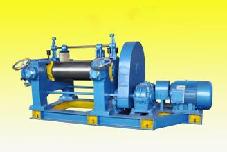 Xk-300 Two Roll Rubber Mixing Mill With Perfect Emergency Stop