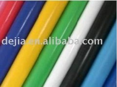 PVC coated fabric coated flex knitting coating tarpaulin air pipe line air way flame retardant