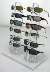 acrylic sunglasses display