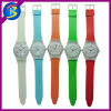 Fashion silicon wrist watch WL1806