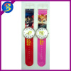 Cute cartoon cheap plastic watch WL1827