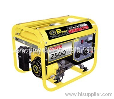 2kw Gasoline Generator - With CE GS (ZH2500)