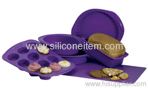 Silicone Bakeware sets/Silicone Mould