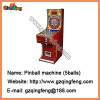 5 balls Thailand Pinball game machine-TZ-QF060