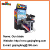 Thailand Simulator shooting game machine-Gun blade-MS-QF030-1