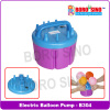 Four nozzles electric balloon pump