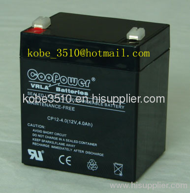 Lead Acid battery(VRLA) 12V4AH