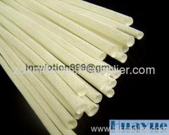 2753-Self-extinguishable fiberglass sleeving coated with silicone resin