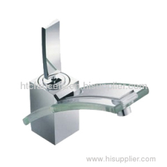 Single Lever Glass Basin Mixer