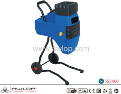 2000W Electric Best Shredder / wood shredder machine / Garden shredder machine