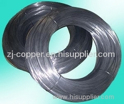 black annealed low carbon steel wire