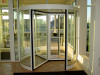 Three-wing Revolving Door