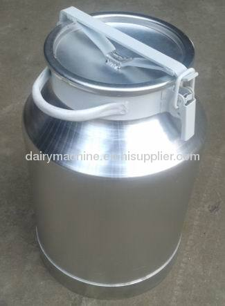 aluminum milking bucket