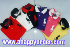 cheap polo t shirts for men and women, wholesale and retail