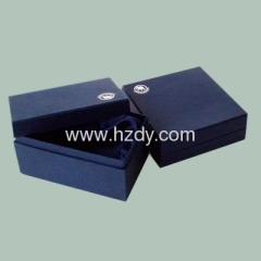 Printed paperboard box for jewelry