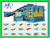QT4-20 concrete Hollow block Making Machine