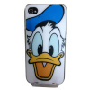 seven color dazzle lamp cartoon iphone shinning case