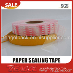Hot Sale Weted Fabric Paper Sealing Tape