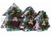 2012 NEW christmas paper box for decoration/gift