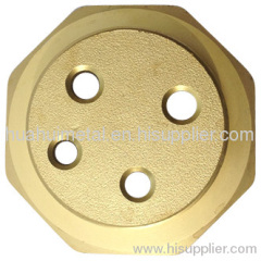 Precision Part Flange