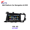 KIA K5 car gps dvd rearview with 3G DVB-T IPOD PIP usb sd bluetooth