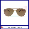 trendy fashion r.a.y.b.a.n style metal sunglasses