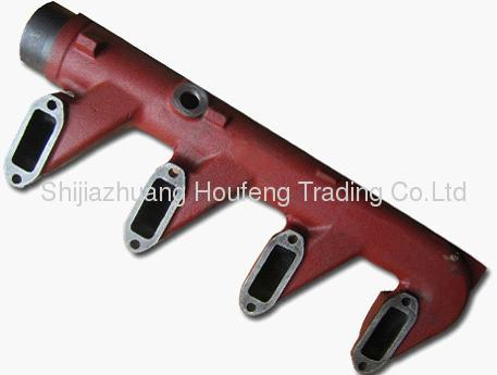 EXHAUST PIPE FOR DEUTZ ENGINE