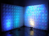 Inflatable Wall with LED flash lighting. dancing lights. order to make