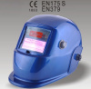 Solar Powered Auto-Darkening Welding Helmet