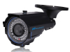 OSD menu 1/3 Sony EXview HAD CCD II waterproof 700tvl cctv camera (NE-127-AC)