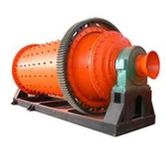 Ball mill for milling industrial