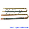 Copper Tube Wirewound Water Cooling Resistor, Popular in Induction Furnace
