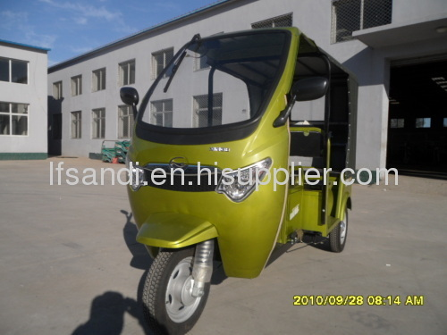 45KM/H Passenger electric tricycle