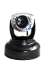 Pan/Tilt wireless ip network camera Two-way audio SD Card Storage