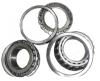China Wholesale of GCR15 single row taper roller bearings 32210