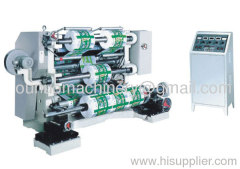 HNJ Model Series of Microcomputer Control Auto Slitting Machine