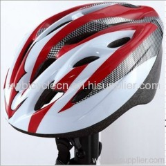 In-Mold,PC SHELL BICYCLE HELMET