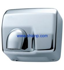 Stainlss steel Automatic hand dryer