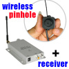 1.2GHz wireless mini hidden camera with receiver