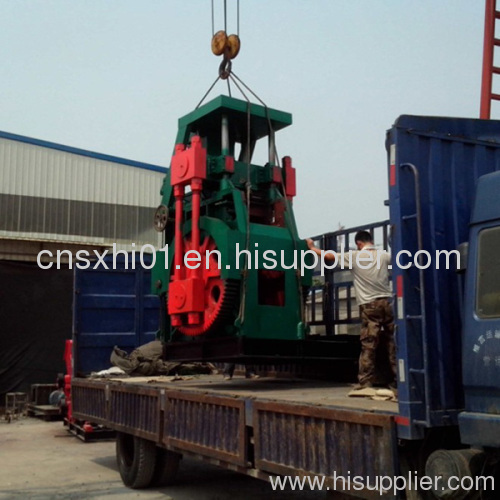 New Type Multifunction Solid Brick Moulding Machine