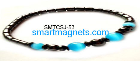 Beautiful ferrite magnetic bracelet