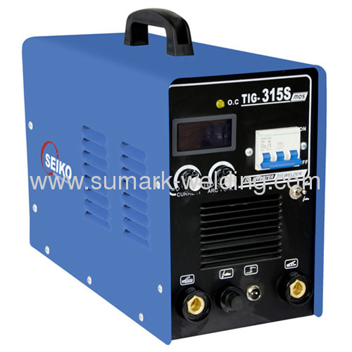 High Quality Inverter TIG Welding Machines with 380V