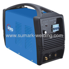 Mosfet Inverter Plasma Cutter Machine with plastic panel